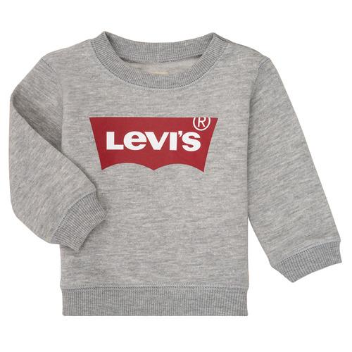 vaatteet Pojat Svetari Levi's BATWING CREW Grey
