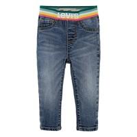 vaatteet Tytöt Skinny-farkut Levi's PULLON RAINBOW SKINNY JEAN Napoleon