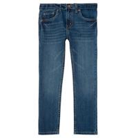 vaatteet Pojat Slim-farkut Levi's 511 SLIM FIT JEAN Sininen