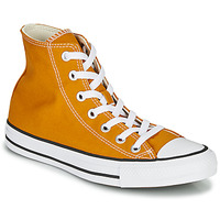 kengät Naiset Korkeavartiset tennarit Converse CHUCK TAYLOR ALL STAR - SEASONAL COLOR Sinappi