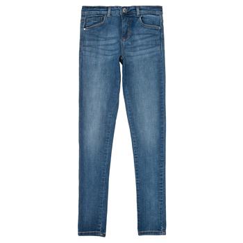 vaatteet Tytöt Slim-farkut Only KONRACHEL Blue