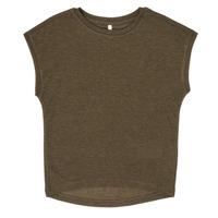 vaatteet Tytöt Lyhythihainen t-paita Only KONSILVERY Black