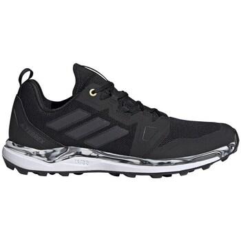 kengät Miehet Juoksukengät / Trail-kengät adidas Originals Terrex Agravic Valkoiset,Mustat