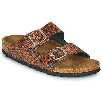 kengät Naiset Sandaalit Birkenstock ARIZONA Brown