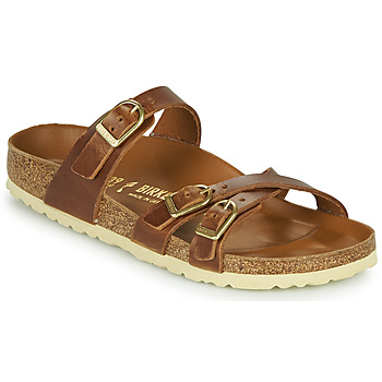 kengät Naiset Sandaalit Birkenstock FRANCA Ruskea