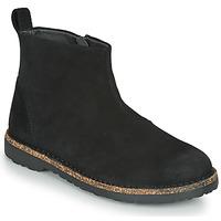 kengät Naiset Bootsit Birkenstock MELROSE Musta