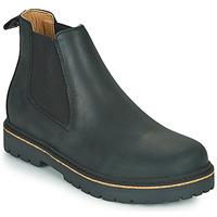 kengät Naiset Bootsit Birkenstock STALON Musta