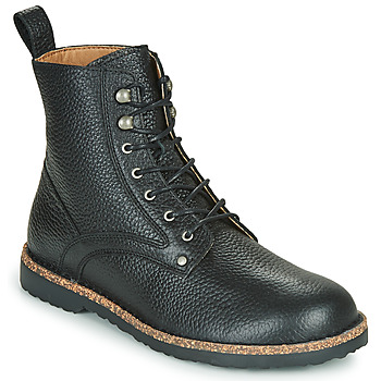 kengät Miehet Bootsit Birkenstock BRYSON Musta