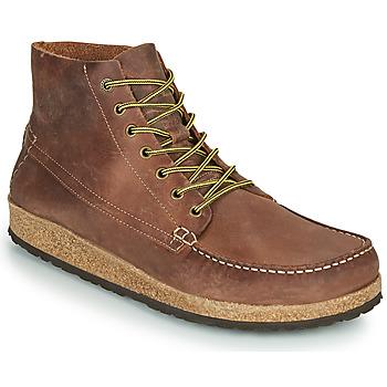 kengät Miehet Bootsit Birkenstock MARTON Brown
