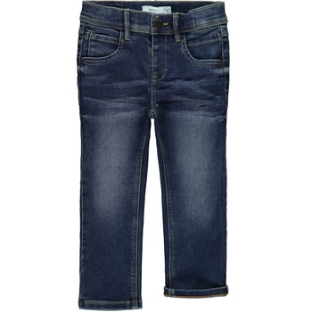 vaatteet Pojat Slim-farkut Name it NMFRANDI Blue