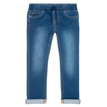vaatteet Pojat Slim-farkut Name it NMMROBIN Blue