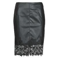 vaatteet Naiset Hame Morgan JAMIL Musta