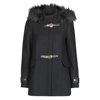 vaatteet Naiset Paksu takki Morgan GCALIS Musta