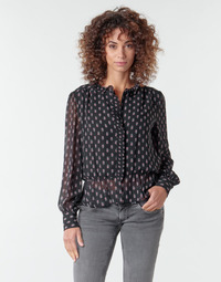 vaatteet Naiset Topit / Puserot Pepe jeans NORA Black