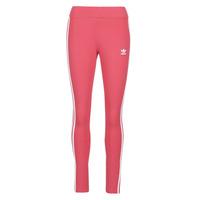 vaatteet Naiset Legginsit adidas Originals 3 STR TIGHT Pink