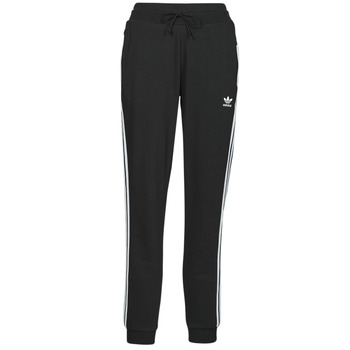 vaatteet Naiset Verryttelyhousut adidas Originals SLIM PANTS Musta
