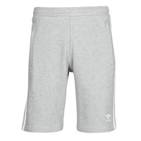 vaatteet Miehet Shortsit / Bermuda-shortsit adidas Originals 3-STRIPE SHORT Grey