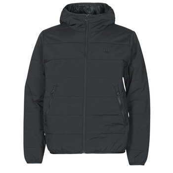vaatteet Miehet Toppatakki adidas Originals LW ZT TRF HOODY Musta