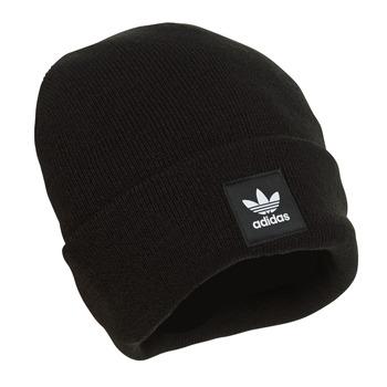 Asusteet / tarvikkeet Pipot adidas Originals AC CUFF KNIT Black