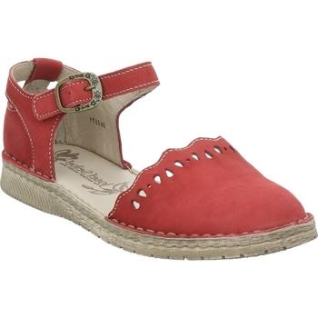 kengät Naiset Sandaalit ja avokkaat Josef Seibel Sofie 36 Punainen