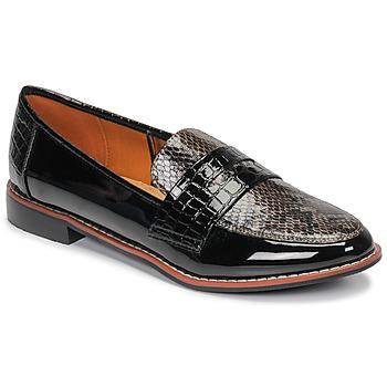 kengät Naiset Mokkasiinit Moony Mood NOULIE Musta