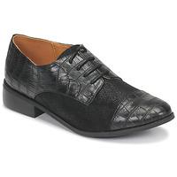 kengät Naiset Derby-kengät Moony Mood NOULESSE Musta