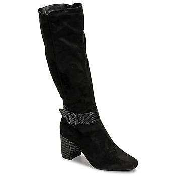 kengät Naiset Saappaat Moony Mood NISTI Black