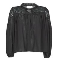 vaatteet Naiset Topit / Puserot Molly Bracken R1521H20 Musta