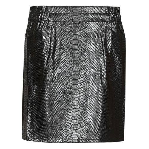 vaatteet Naiset Hame Molly Bracken T1141H20 Musta