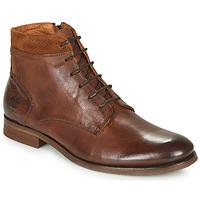 kengät Miehet Bootsit Kost HOWARD 35 Cognac