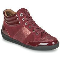 kengät Naiset Korkeavartiset tennarit Damart 57079 Bordeaux