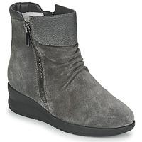 kengät Naiset Bootsit Damart 64305 Grey