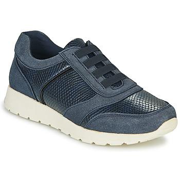 kengät Naiset Matalavartiset tennarit Damart 63737 Blue