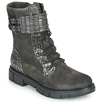 kengät Naiset Bootsit Mustang 1333507 Grey