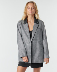 vaatteet Naiset Paksu takki Kaporal LEILY Musta