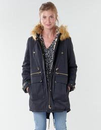 vaatteet Naiset Parkatakki Kaporal LOFTY Black