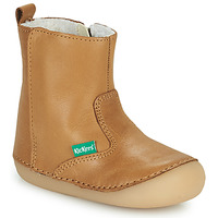 kengät Tytöt Bootsit Kickers SOCOOL CHO Kamelinruskea