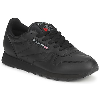 kengät Matalavartiset tennarit Reebok Classic CLASSIC LEATHER Black