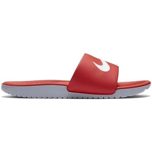kengät Lapset Rantasandaalit Nike Kawa Slide Gsps Punainen