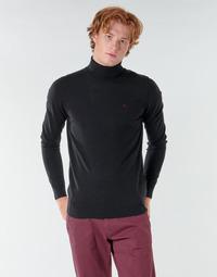 vaatteet Miehet Neulepusero Teddy Smith P-LOKI Black