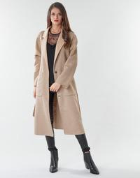 vaatteet Naiset Paksu takki Marciano DAIMON COAT Beige