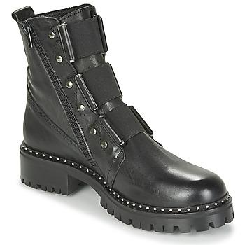 kengät Naiset Bootsit Philippe Morvan HARMY V1 ROMA NOIR Musta