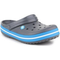 kengät Miehet Sandaalit Crocs Crocband  11016-07W grey