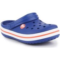 kengät Lapset Sandaalit ja avokkaat Crocs Crocband Clog K 204537-4O5 navy