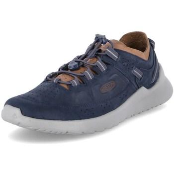 kengät Miehet Derby-kengät Keen Highland Vaaleansiniset
