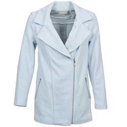 vaatteet Naiset Paksu takki Naf Naf AIMART Sininen