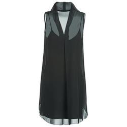 vaatteet Naiset Lyhyt mekko Naf Naf E-LALY Black