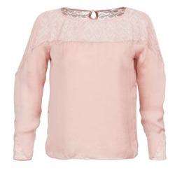 vaatteet Naiset Topit / Puserot Naf Naf KIKI Pink