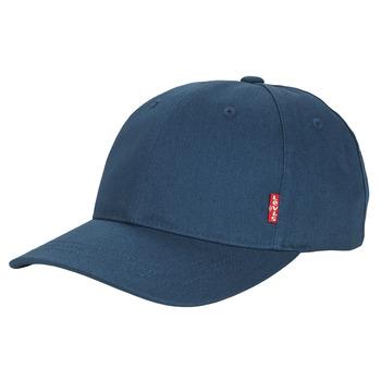 Asusteet / tarvikkeet Miehet Lippalakit Levi's CLASSIC TWILL RED CAP Blue