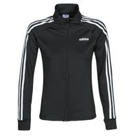 vaatteet Naiset Ulkoilutakki adidas Performance W D2M 3S TT Black